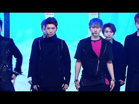 Super Junior M - Break Down, 슈퍼주니어M - 브레이크 다운, Music Core 20130202