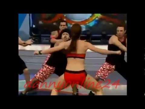 Bailan las Rochas y las Chetas -Combate HD HQ