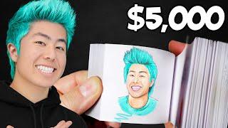 Best Flipbook Wins $5,000 Challenge!   ZHC Crafts