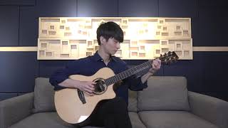 "OST ""Aladdin"" - A Whole New World (Cover by Sungha Jung)"