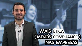 Mix Palestras   Mais Ética e menos Compliance nas empresas   Alexandre Di Miceli