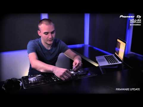 XDJ-R1 Firmware Update Tutorial