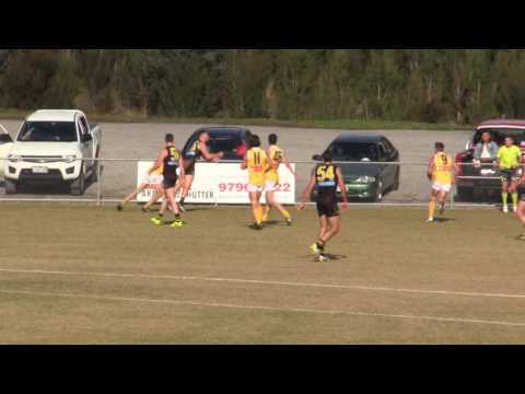 Round 7 Highlights: Richmond vs Werribee