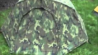 Diamond Brand Marine Combat Tent Same As Eureka Combat Tent