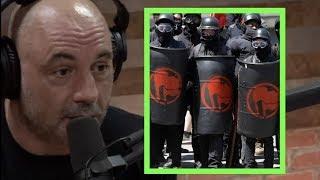 "Joe Rogan Rants about Antifa ""That is Fascism!!"""