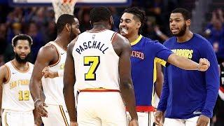 Highlights: Warriors vs. Trail Blazers - 11/4/19