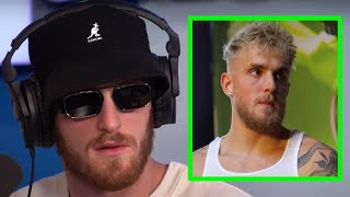 LOGAN PAUL ADDRESSES JAKE PAUL'S FBI RAID