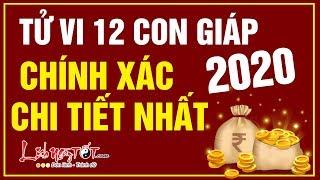 Tử Vi 12 Con Giáp Năm 2020 Luận Giải Cát Hung Chi Tiết Và Chính Xác Nhất - Tử vi 12 con giáp