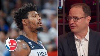 Other countries don't fear Team USA - Adrian Wojnarowski   2019 FIBA World Cup