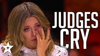 WHEN JUDGES CRY | Most Emotional Auditions On Got Talent 2019 | Got Talent Global