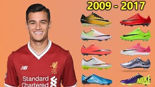 6868d513c Philippe Coutinho - New Soccer Cleats   All Football Boots 2009-2017