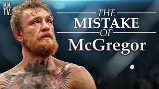 Did Conor McGregor Make a HUGE Mistake!? (Short Film ) - UFC 246: Conor vs Donald Cowboy Cerrone