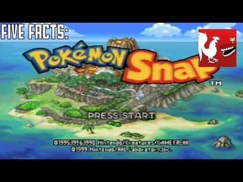 Five Facts - Pokemon Snap - Smashpipe Games