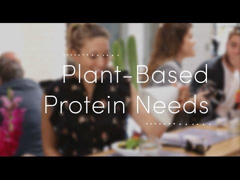 Miranda Hammer | Plant-Based Protein Needs
