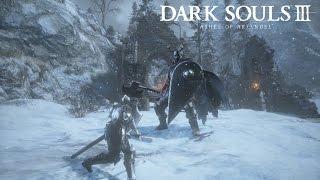 Dark Souls III - Ashes of Ariandel DLC Gameplay Trailer | PS4, XB1, PC