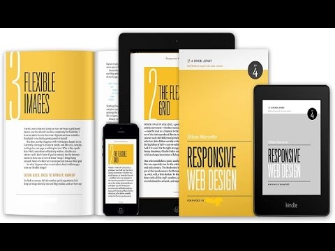 How to Design a Website - Responsive Web Design and Mobile First