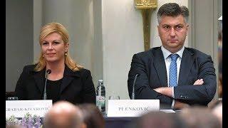 Kolinda i Plenković o ugroženosti bh. Hrvata