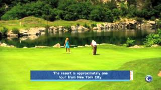 Golf Channel's GolfNow New York: Crystal Springs Resort
