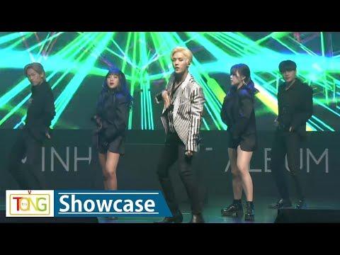 BTOB(비투비) LEE MINHYK(이민혁), '너도?나도!' Showcase stage (HUTAZONE) [통통TV]