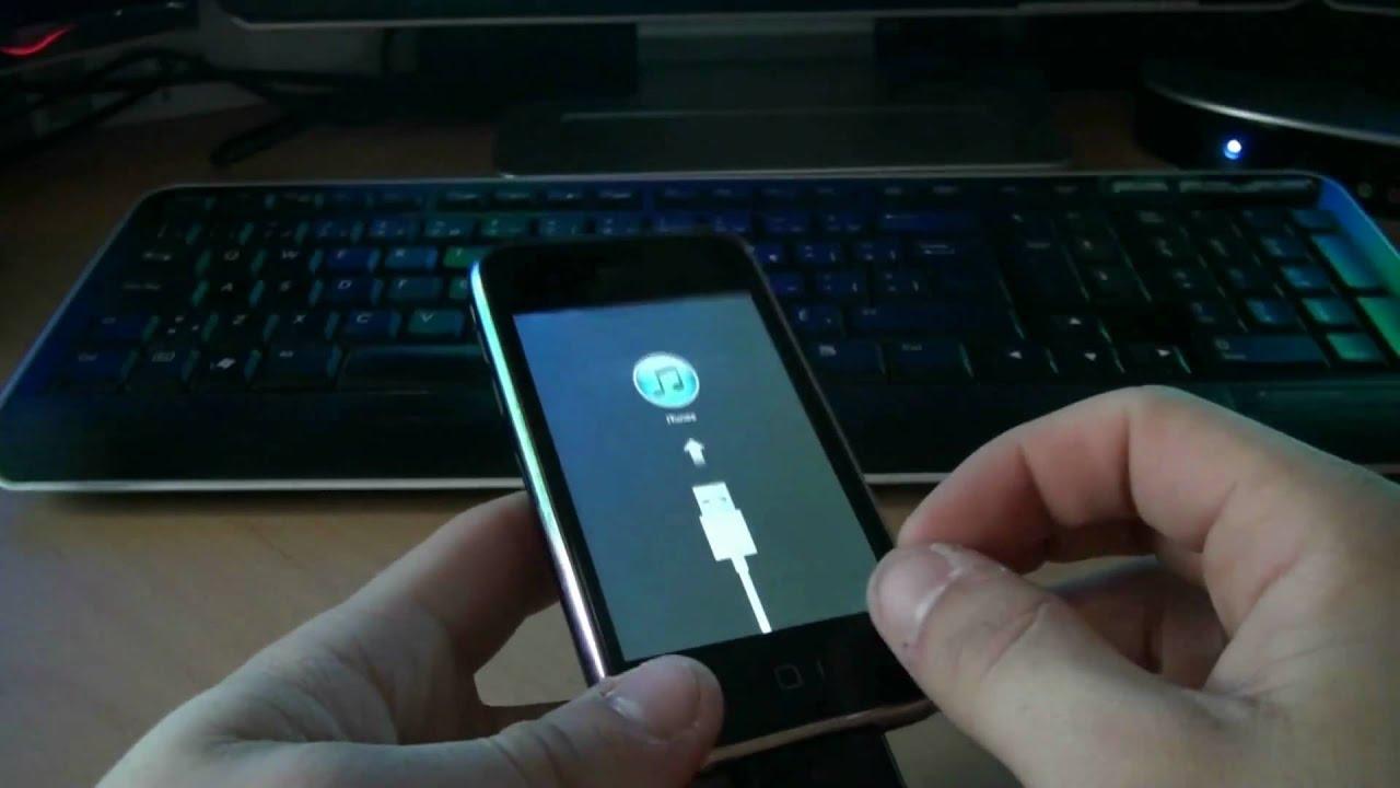 Erreur  Restauration Iphone S