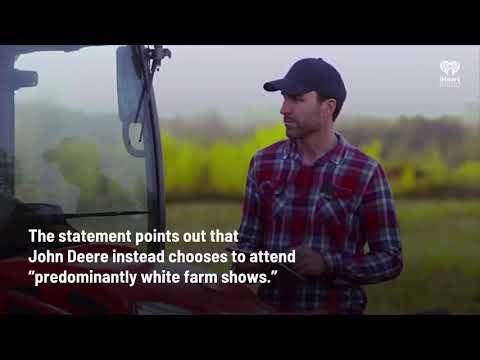John Boyd National Black Farmers Association President Calls For Boycott Against John Deere