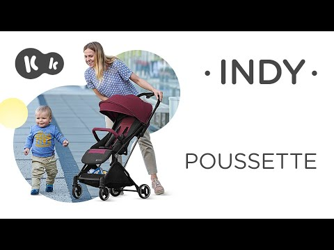 video Kinderkraft Indy Pink