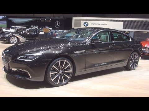 @BMW 640di xDrive Gran Coupé (2017) Exterior and Interior in 3D