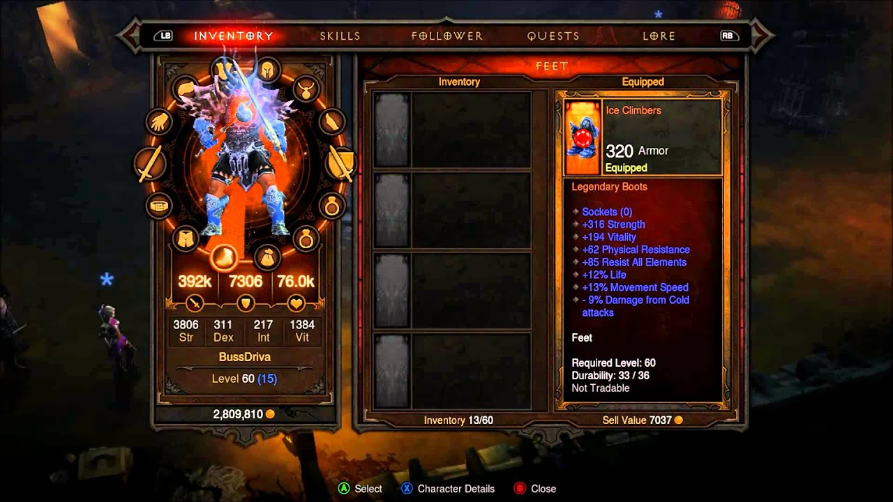 Diablo 3 Bazooka Wizard