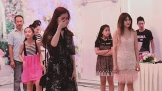 Flash Mob Proposal - Màn cầu hôn Gia Đình dễ thương ở Bảo Lộc