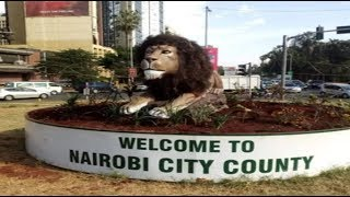 Governor Sonko Heeds To Nairobians Rejection Of Ugly Lions Statue Replaces Them [Video]
