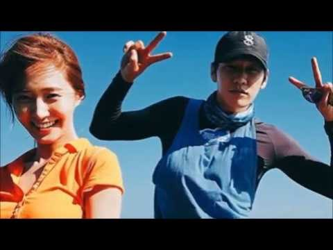 SNSD Yuri & Kim Youngkwang (Law of the Jungle)