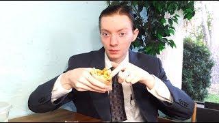Taco Bell Steak Rattlesnake Fries Burrito Review