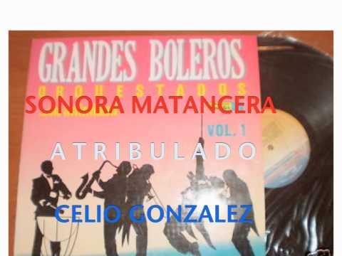 ATRIBULADO-SONORA MATANCERA-CELIO GONZALEZ