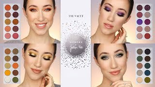 4 Tutorials | Jaclyn Hill x Morphe Vault Collection 😍