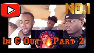Mulatto - In n Out (Official Video) ft. City Girls | Reaction Part 2