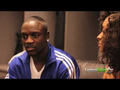 Explore Talent Exclusive Interview with Akon On His 10 Year Career ...