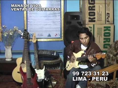 Aeminpu. Josue E, Perez VENTAS DE GUITARRAS STRATOCASTER.
