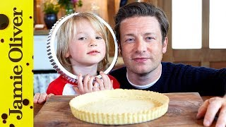 How To Make Sweet Shortcrust Pastry   Jamie Oliver