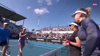 Breaking: Sania Mirza wins doubles title in Hobart Interna..