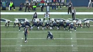 Jacksonville Jaguars vs. Seattle Seahawks Highlights - Week 3