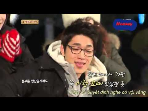 [vietsub] Instinctively (본능적으로) - Lee Seok Hoon (이석훈)