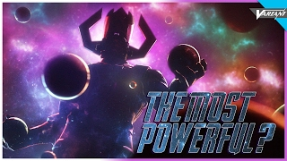 Who Is The Most Powerful Marvel Character?