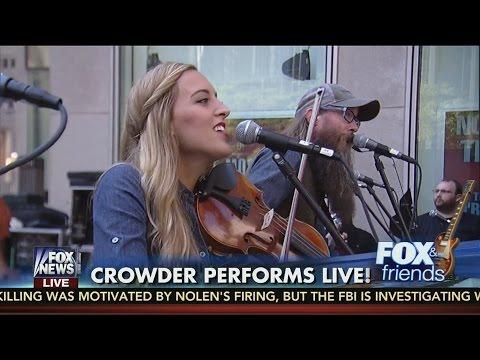 Crowder on Fox&Friends 9/28/2014