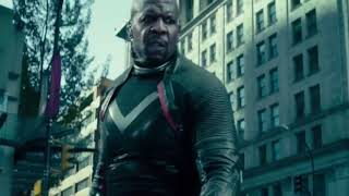 Terry Crews Is Bedlam in Deadpool 2, But Who the Heck Is That?