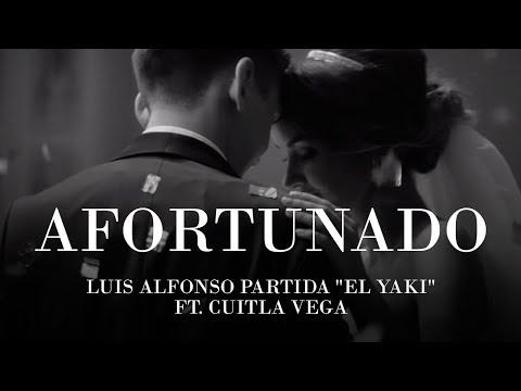 Afortunado - Luis Alfonso Partida