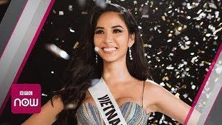 Hoàng Thùy tỏa sáng tại Miss Universe 2019