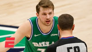 Reacting to Luka Doncic admitting to 'complaining too much'   KJZ
