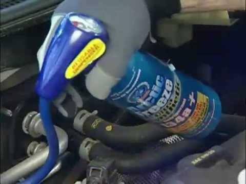 Car Ac Gas Refill