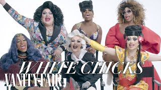 "The Cast of ""RuPaul's Drag Race"" Review Drag in Movies 