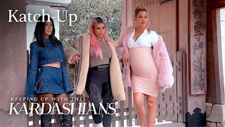 """Keeping Up With The Kardashians"" Katch-Up S15, EP.9 